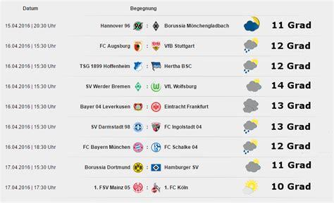live tabelle 1 bundesliga fu 223 spielplan und tabelle 1 spieltag der bundesliga