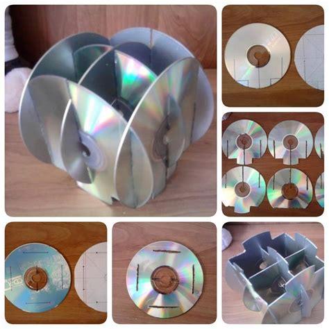 membuat kerajinan lion dari barang bekas kerajinan tangan dari cd bekas raparapa