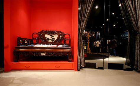 evisu hong kong concept store opening evisu store by design systems hong kong 187 retail design blog