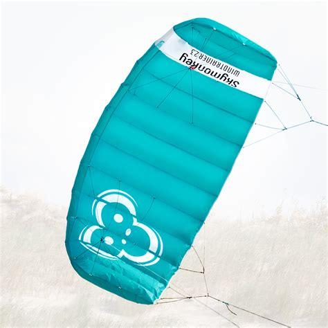 lenkdrachen matte trainerkite skymonkey windtrainer lenkmatte kite