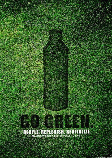 cara membuat poster lingkungan hidup 33 contoh poster adiwiyata go green lingkungan hidup hijau