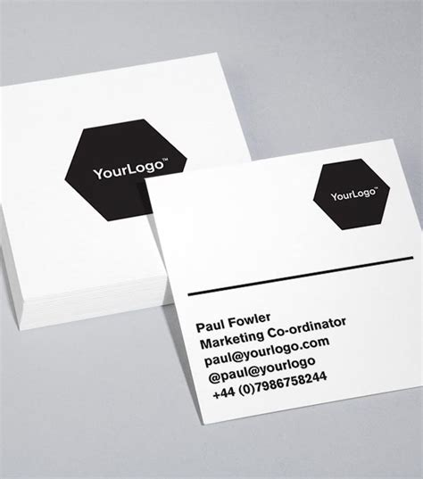 https www moo us design templates square business cards business card design with logo awesome browse square