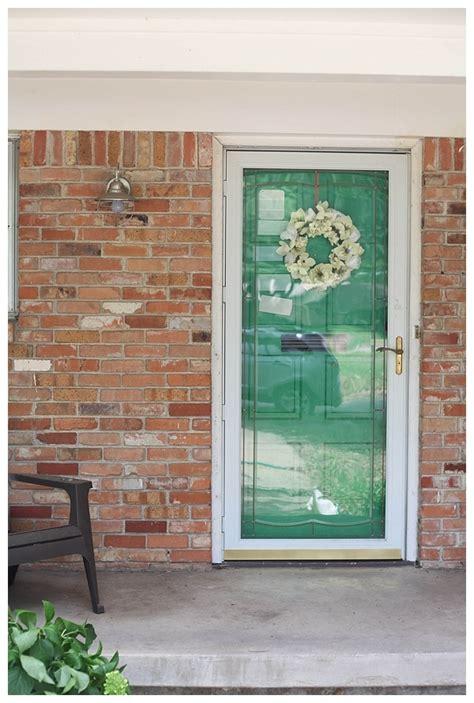 mint front door run  radiance