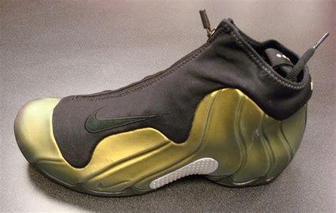 zipper basketball shoes 20 years of nike basketball design air flightposite 1999