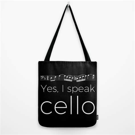 Speaking Of Handbags by Yes I Speak Cello The Curious Clarinet