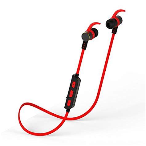 Silica Gel Sport Earhook Bluetooth Earphone With Aptx Lossless Audio Quality Hv 600 bluetooth headphones amuoc bluetooth v4 1 sport sweatproof running earphones noise isolation