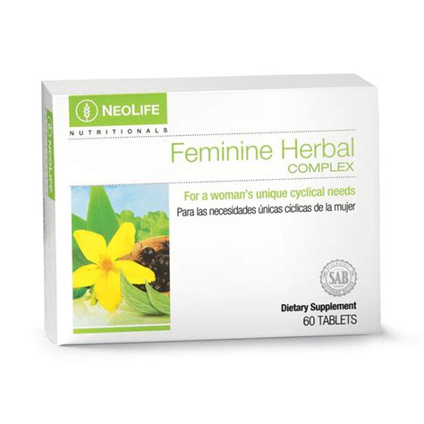 Neolife Detox Reviews by Feminine Herbal Complex Shareable Health