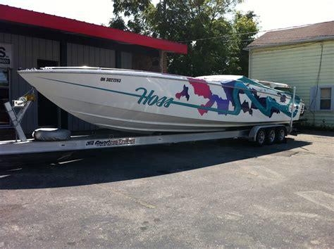 cigarette boat for sale canada cigarette top gun 1992 for sale for 49 000 boats from