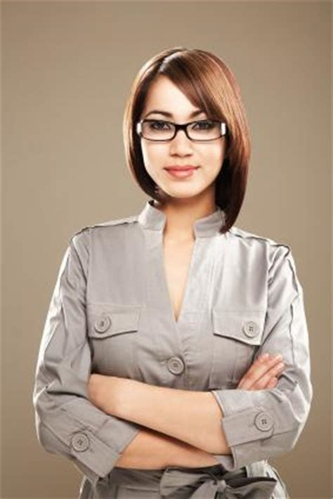 a frame hairstyles pictures front and back long angled bob hairstyle