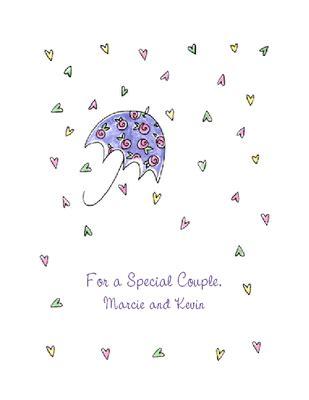 Printable Bridal Shower Card