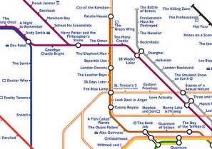 Euston To Vauxhall Euston Map