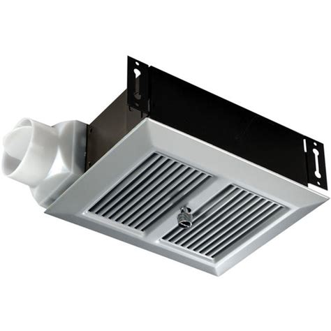 bathroom wall exhaust fan nutone 8832 series ceiling or wall mount ventilation fan