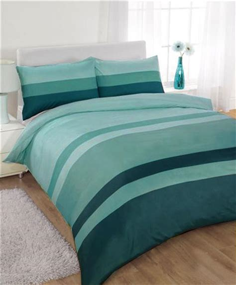 Teal Bed Set by Teal Lime Fern Bed Duvet Cover Set Sheet