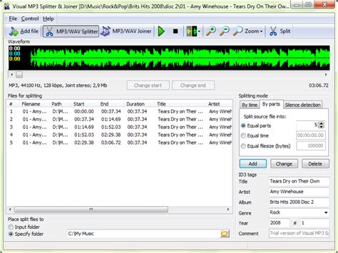 download free mp3 direct cutter frenchcheese split audio using a cue file