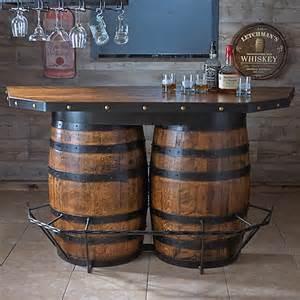 tennessee whiskey barrel pub table wine enthusiast