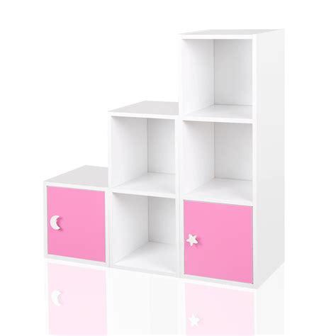 bücherregal aus holz b 252 cherregal rosa bestseller shop f 252 r m 246 bel und einrichtungen