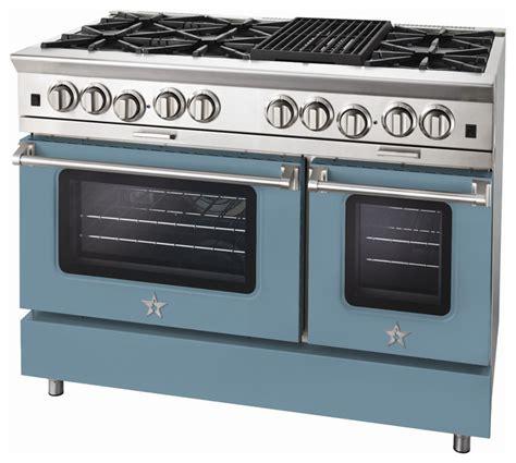 Oven Gas Platinum bluestar platinum series 48 quot range modern gas ranges and electric ranges philadelphia