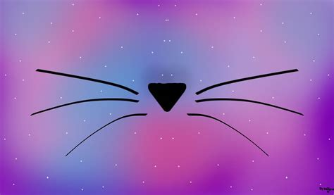 wallpaper dan cat the cat whiskers come from within by geekyfandomgirl101