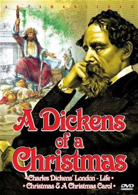 charles dickens biography dvd dickens of a christmas charles dickens london life