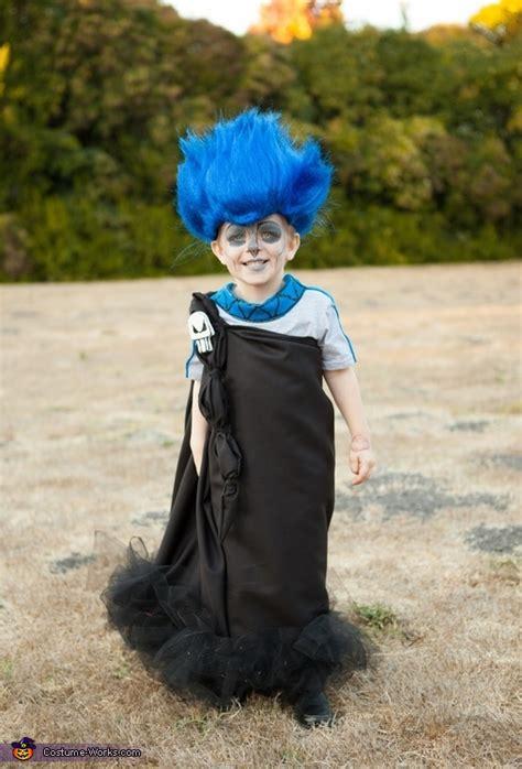 hades child costume