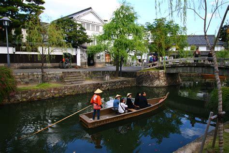 boat tour japan kurashiki river boat tour kurashiki japan travel guide