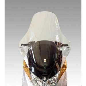 Windshield Brugman 200 Smoke 4mm isotta windshield is sc2421 t