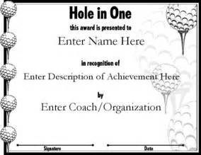 Free In One Certificate Template by Printable Golf Gift Certificate Template Quotes Quotes