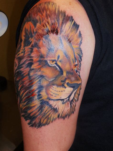 lion tattoos archives page 2 tattoos page 2