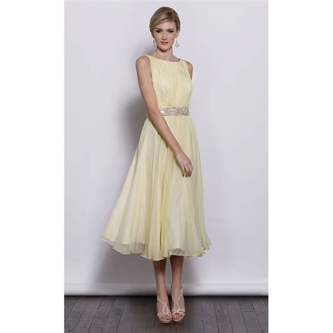 boat neck dress wedding guest fashion light yellow bridesmaid dresses 2016 simple boat