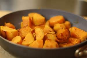 easy skillet sweet potato recipe