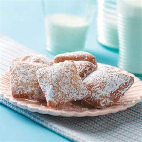 authentic new orleans beignets recipe station