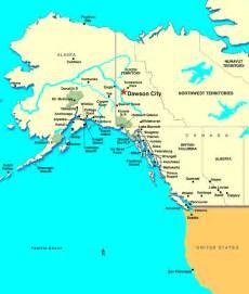 dawson canada map alaskan cruise alaskan cruises alaska cruise alaska