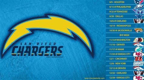 2013 san diego chargers schedule free football clipart graphics to show support your