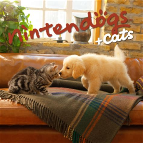 nintendogs plus cats golden retriever nintendo selects nintendo selects jeux nintendo