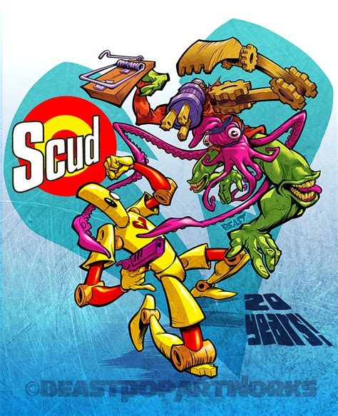 20th anniversary color scud 20th anniversary colors by pop monkey on deviantart