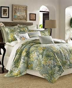Tommy Bahama Down Comforter Tommy Bahama Home Cuba Cabana Bedding Collection Bedding