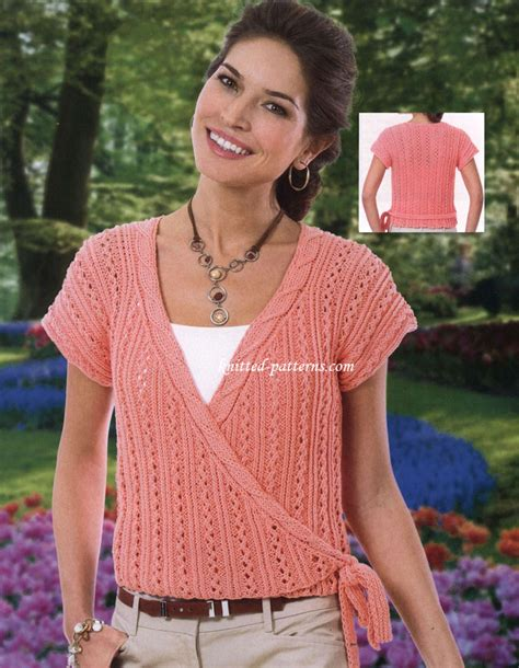 s cardigans knitting patterns