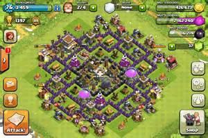 Thread the king s corner th 8 farming hybrid base