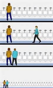 Bathroom Etiquette Meme Image Bad Manners Montage