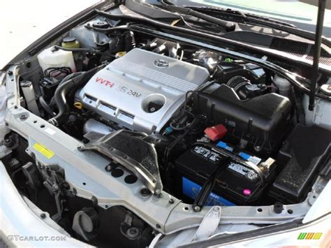 2004 toyota camry le v6 3 0 liter dohc 24 valve v6 engine