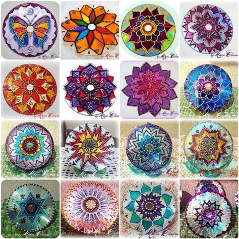 perlas de estambre manualidades pinterest las 25 mejores ideas sobre mandalas con cd en pinterest