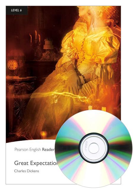 level 6 great expectations pearson english readers level 6 great expectations book cd 1st dickens charles buy