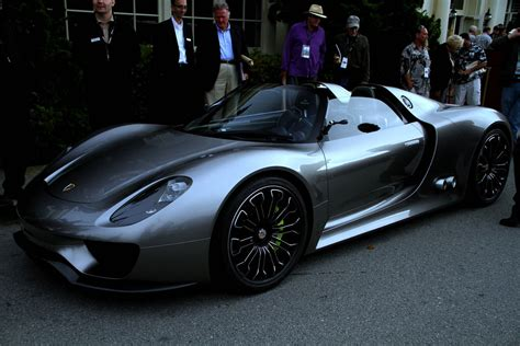 widebody porsche 918 6 things you didn t know about the porsche 918 auto notebook