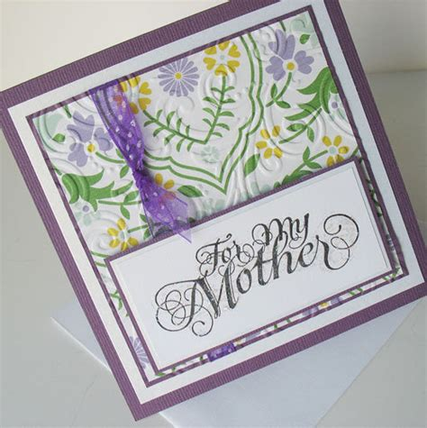 Day Handmade Greeting Cards - mothers day greeting cards handmade blank note card garden
