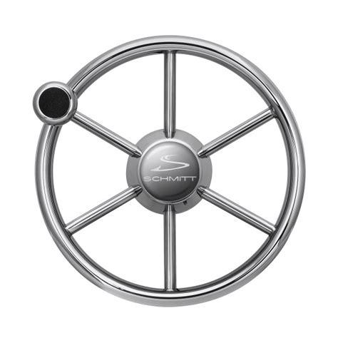 marine steering wheel removal stainless steel marine steering wheel destroyer style