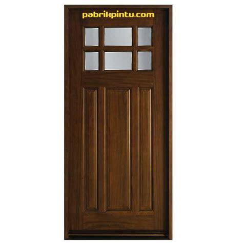 Lemari Kayu Lapis jual pintu jati sjt008 harga murah surabaya oleh toko elite door