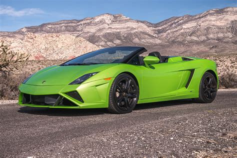 convertible lambo 1 car rental experience in lv on tripadvisor