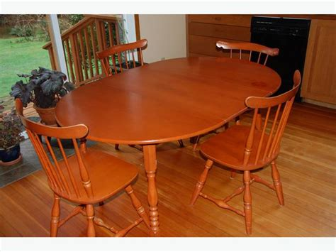 maple dining table and chairs vilas solid maple dining table and chairs quadra island