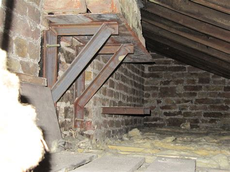Cost To Remove Fireplace And Chimney by New Gallows Bracket Chimney Installation Chimneys