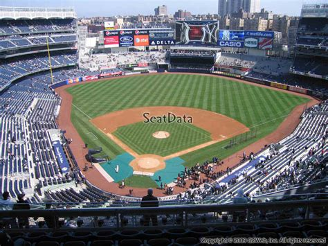 yankee stadium section 420 new york yankees yankee stadium section 420a